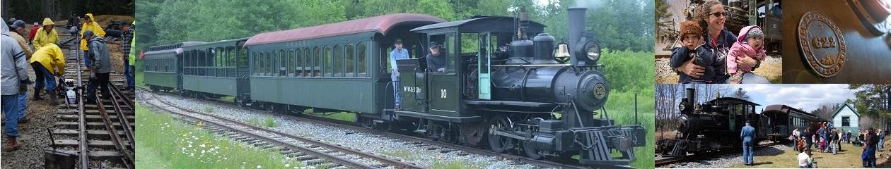 Wiscasset, Waterville & Farmington Railway Museum