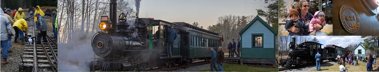 Wiscasset, Waterville & Farmington Railway Museum