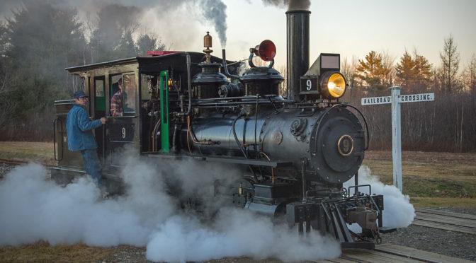 Locomotive Number 9