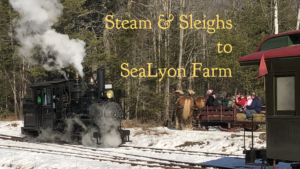Steam and Sleighs