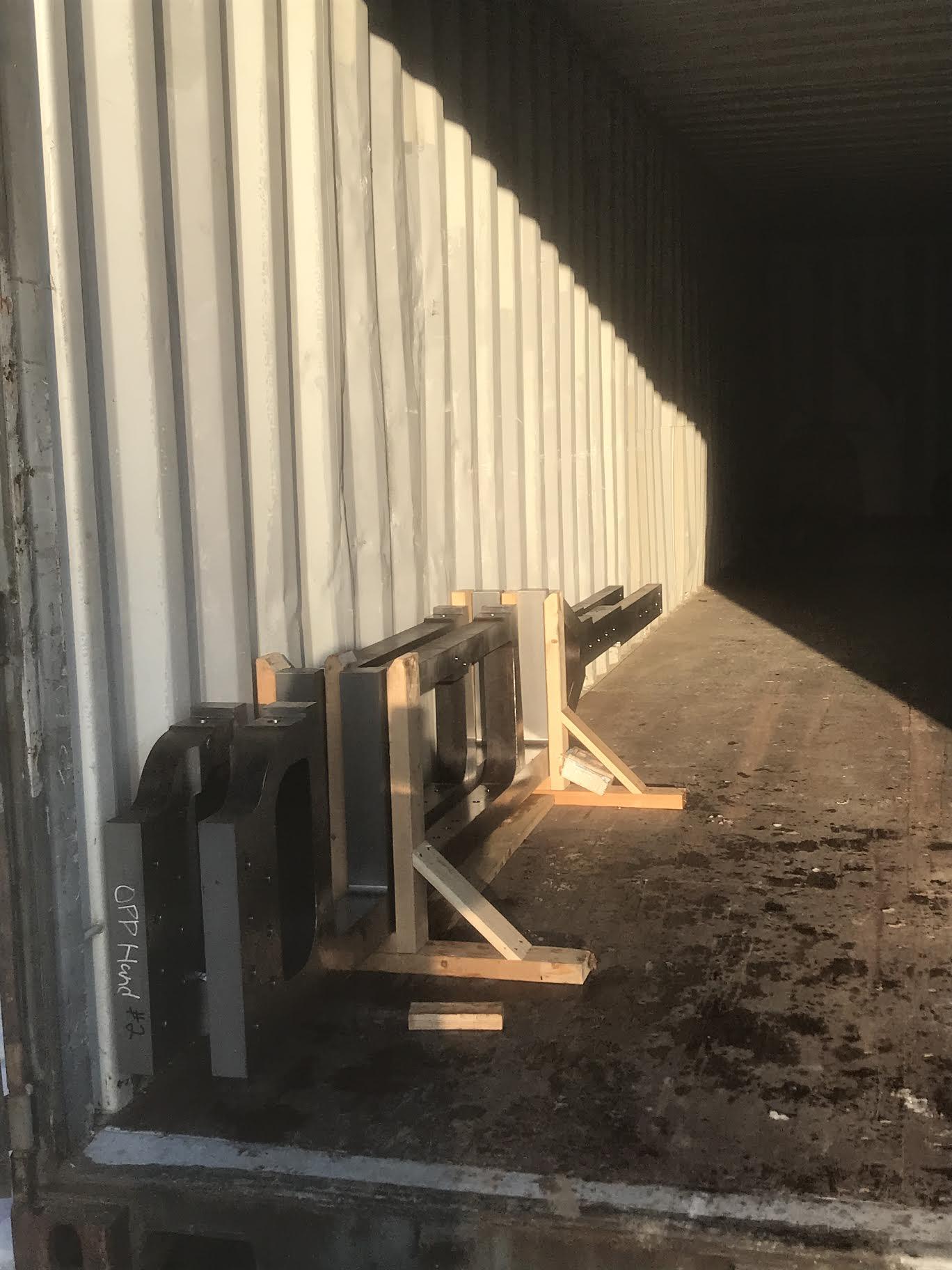 Main Frames in Storage