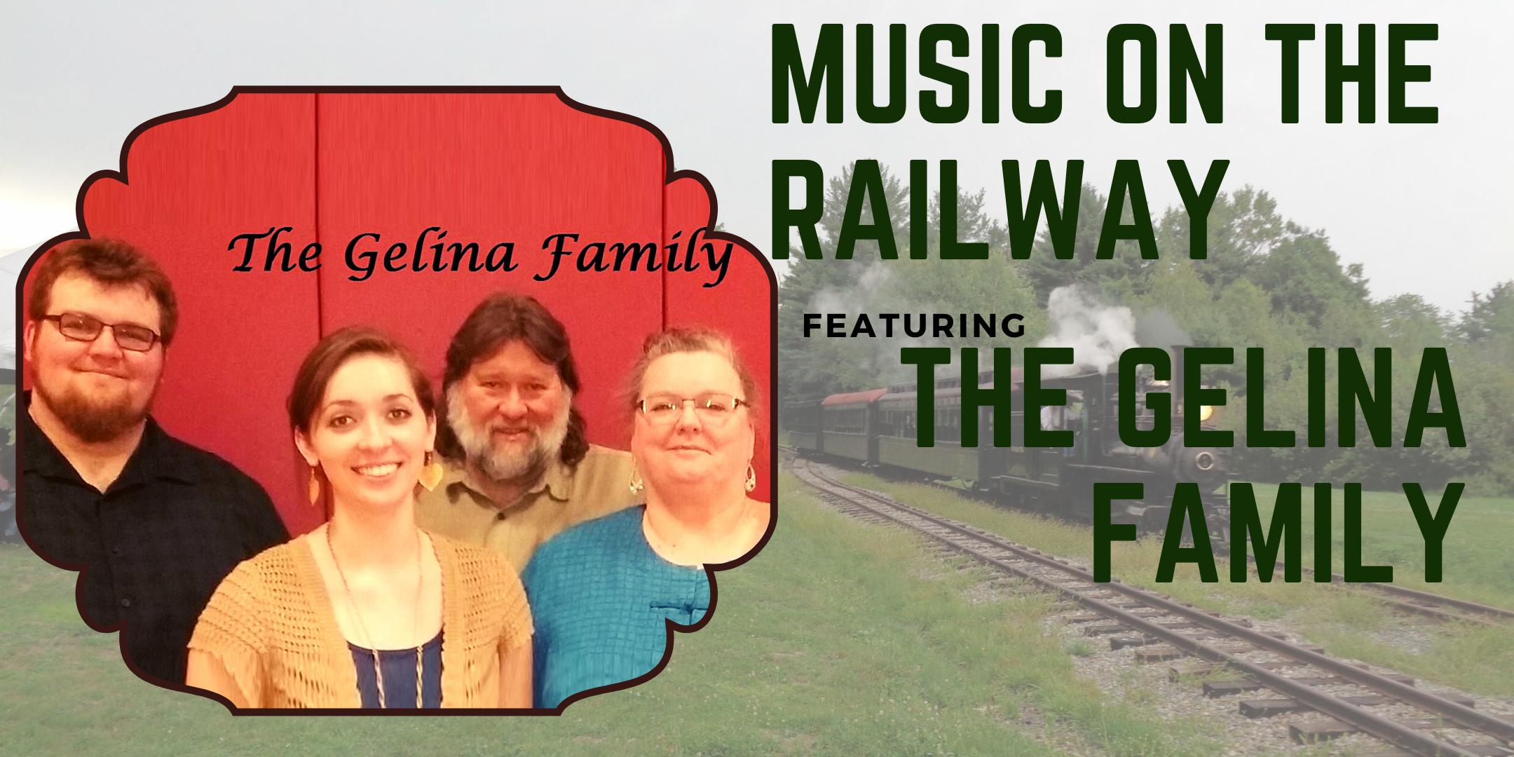 Gelina Family Band