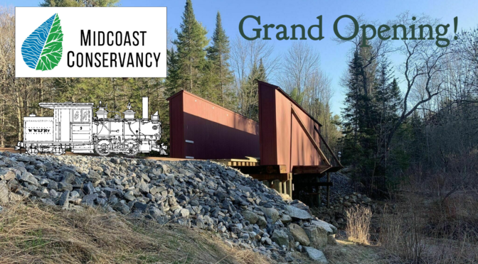 WW&F and Midcoast Conservancy to Celebrate Unique Partnership and Trail Opening!